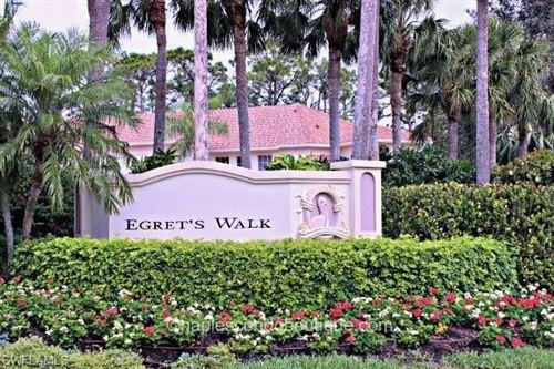 Photo of 1025 Egrets Walk CIR #103, NAPLES, FL 34108 (MLS # 221072310)