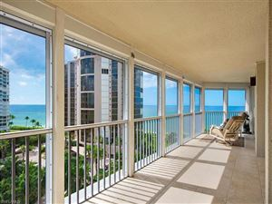 Photo for 4401 Gulf Shore BLVD N 1105, NAPLES, FL 34103 (MLS # 219071314)