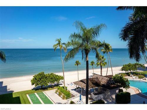 Photo of 3443 Gulf Shore BLVD N #512, NAPLES, FL 34103 (MLS # 221059325)