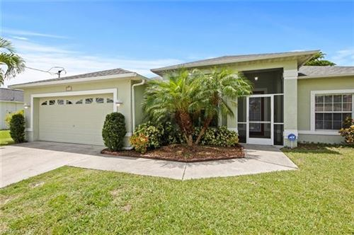 Photo of 844 SW 37th TER, CAPE CORAL, FL 33914 (MLS # 220048326)