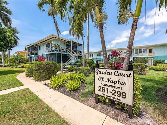 Photo for 261 8th AVE S 261, NAPLES, FL 34102 (MLS # 219027330)