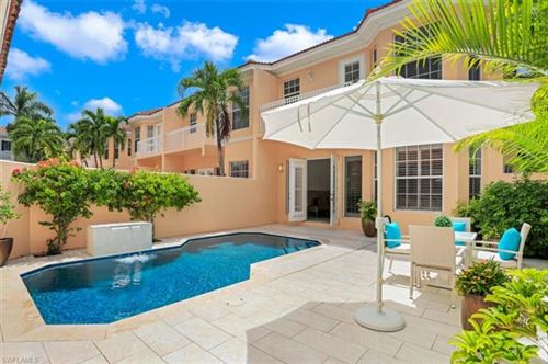 Photo of 351 9th AVE S #A-101, NAPLES, FL 34102 (MLS # 220054331)