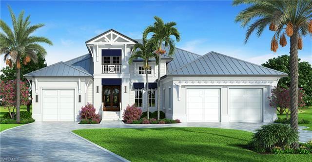 451 Harbour DR, Naples, FL 34103 - #: 221003337