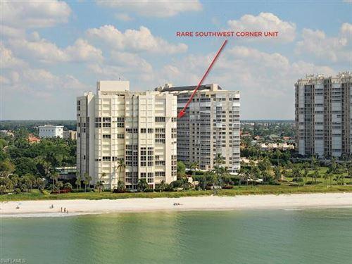 Tiny photo for 4051 Gulf Shore BLVD N #1404, NAPLES, FL 34103 (MLS # 220057341)