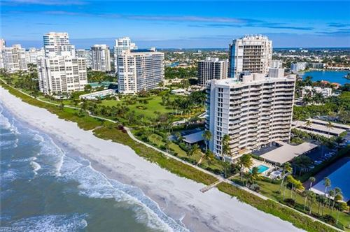 Photo of 4005 Gulf Shore BLVD N #103, NAPLES, FL 34103 (MLS # 220034351)
