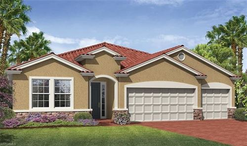 Photo of 2852 Royal Gardens AVE, FORT MYERS, FL 33916 (MLS # 219077357)