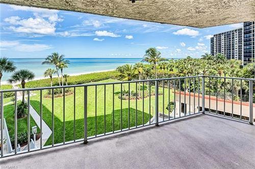 Photo of 10701 Gulf Shore DR #402, NAPLES, FL 34108 (MLS # 221053369)