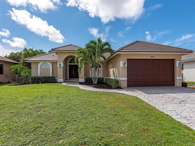 1841 N Bahama AVE, Marco Island, FL 34145 - #: 220057377