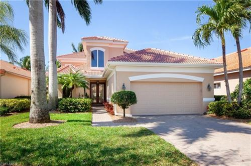 Photo of 9231 Troon Lakes DR, NAPLES, FL 34109 (MLS # 220018392)