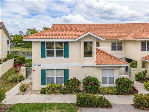 Photo of 5040 Cedar Springs DR #101, NAPLES, FL 34110 (MLS # 220033407)