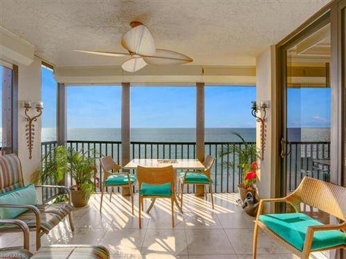 Photo of 9415 Gulf Shore DR #401, NAPLES, FL 34108 (MLS # 220076410)