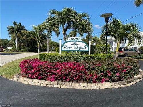 Photo of 240 Palm River BLVD #C101, NAPLES, FL 34110 (MLS # 221027416)