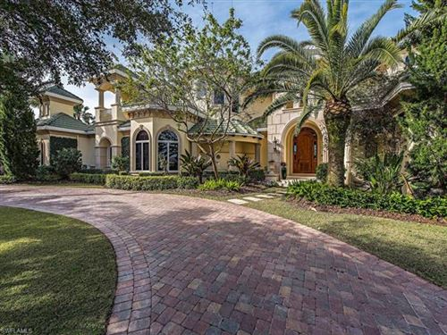 Photo of 3500 RUM ROW, NAPLES, FL 34102 (MLS # 219014417)