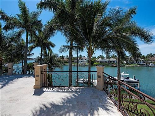 Tiny photo for 3500 RUM ROW, NAPLES, FL 34102 (MLS # 219014417)