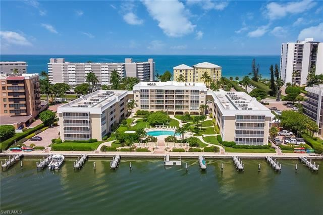 3450 Gulf Shore BLVD N #202, Naples, FL 34103 - #: 221056423