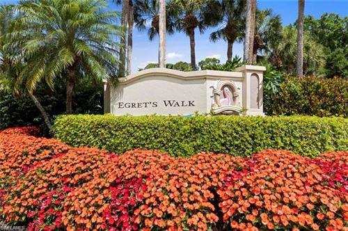 Photo of 1247 Egrets LNDG #202, NAPLES, FL 34108 (MLS # 221025432)