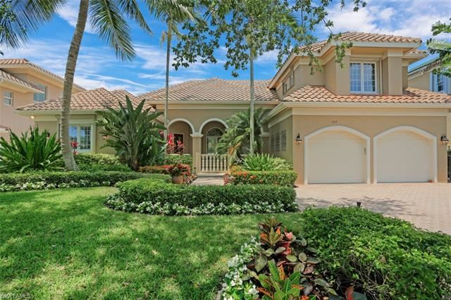 465 Egret AVE, Naples, FL 34108 - MLS#: 221018440