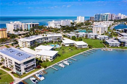 Photo of 3300 Gulf Shore BLVD N #411, NAPLES, FL 34103 (MLS # 220060455)