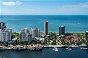 Photo of 4601 Gulf Shore BLVD N #23, NAPLES, FL 34103 (MLS # 219067484)