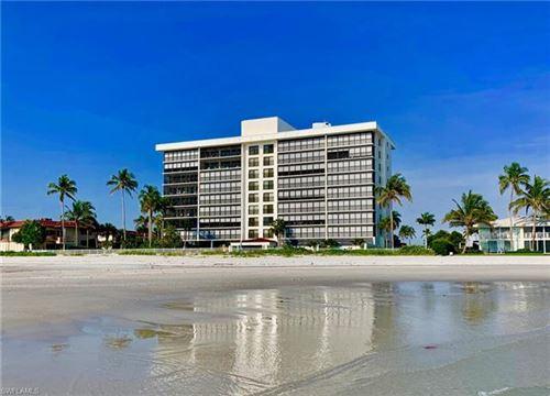 Photo of 2171 Gulf Shore BLVD N #202, NAPLES, FL 34102 (MLS # 220055487)