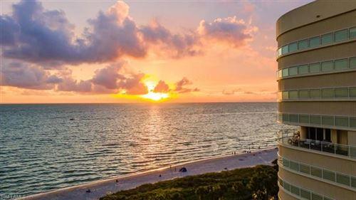 Photo of 11125 Gulf Shore DR #703, NAPLES, FL 34108 (MLS # 220050493)