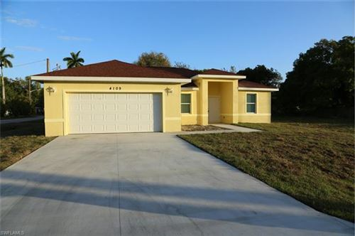 Photo of 4109 Woodside AVE, FORT MYERS, FL 33916 (MLS # 220005497)