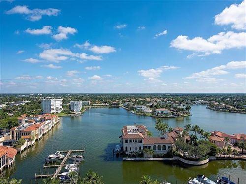 Photo of 4031 Gulf Shore BLVD N #PH-3E, NAPLES, FL 34103 (MLS # 220069498)