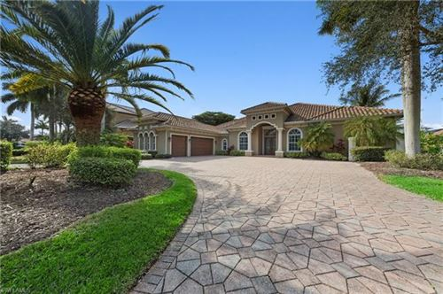 Photo of 7607 Palmer CT, NAPLES, FL 34113 (MLS # 221002502)