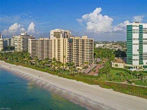 Photo of 4001 Gulf Shore BLVD N #205, NAPLES, FL 34103 (MLS # 220073511)