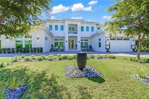Photo of 680 Orchid DR, NAPLES, FL 34102 (MLS # 221008513)