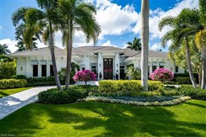 Photo of 452 Putter Point DR, NAPLES, FL 34103 (MLS # 219012521)