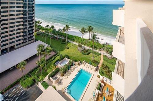 Photo of 4005 Gulf Shore BLVD N #1102, NAPLES, FL 34103 (MLS # 220057526)