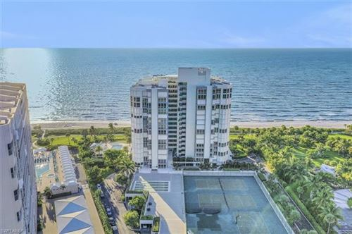 Photo of 4051 Gulf Shore BLVD N #1101, NAPLES, FL 34103 (MLS # 220036528)