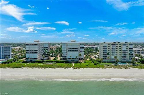 Photo of 2901 Gulf Shore BLVD N #S401S, NAPLES, FL 34103 (MLS # 220035535)