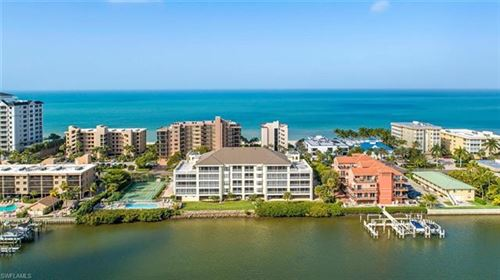 Photo of 9380 Gulf Shore DR #306, NAPLES, FL 34108 (MLS # 220018537)
