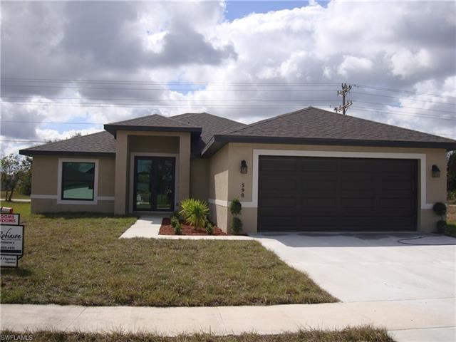 598 Morningmist LN, Lehigh Acres, FL 33974 - #: 220014540