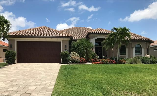 405 SW 33rd AVE, Cape Coral, FL 33991 - #: 221029546
