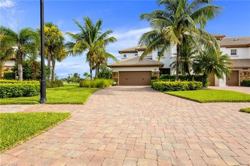 Photo of 8031 Players Cove DR #8-101, NAPLES, FL 34113 (MLS # 220061549)