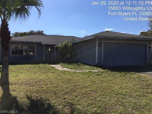 Photo of 15863 Willoughby LN, FORT MYERS, FL 33905 (MLS # 220019551)
