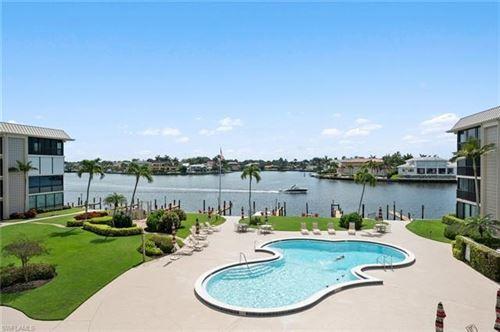 Photo of 3200 Gulf Shore BLVD N #311, NAPLES, FL 34103 (MLS # 221046556)