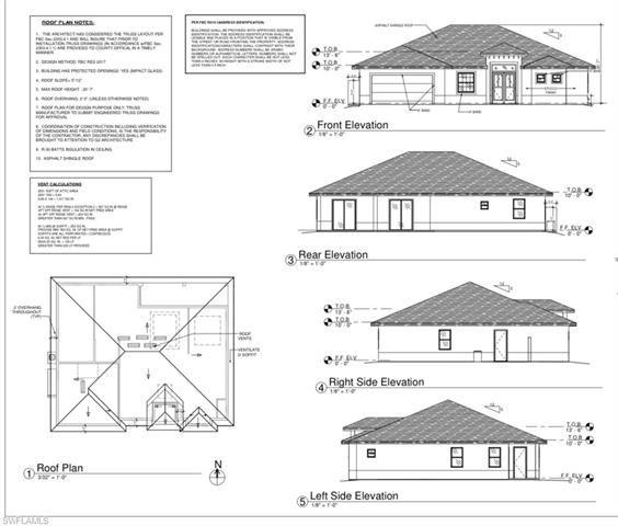 2812 35th ST SW, Lehigh Acres, FL 33976 - #: 220045557