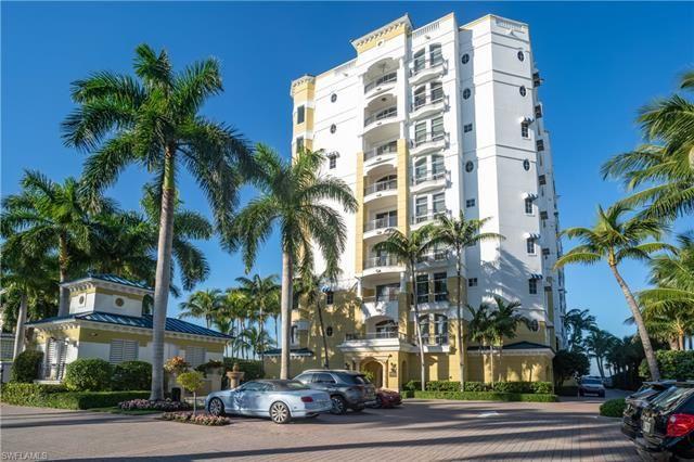 1801 Gulf Shore BLVD N #302, Naples, FL 34102 - #: 219070566