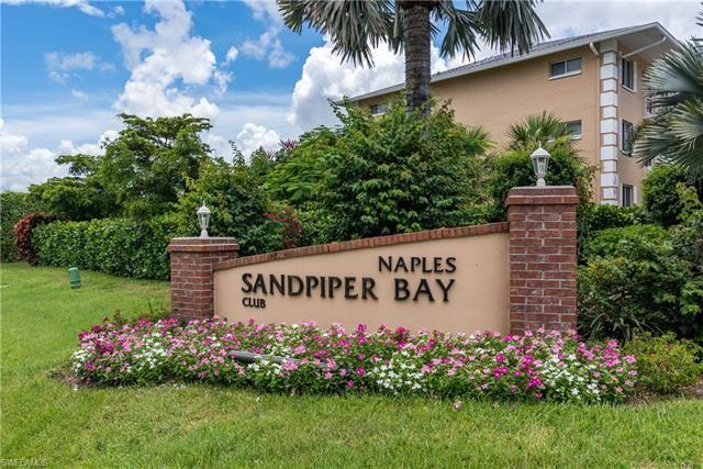 3012 Sandpiper Bay CIR #D102, Naples, FL 34112 - #: 221048572