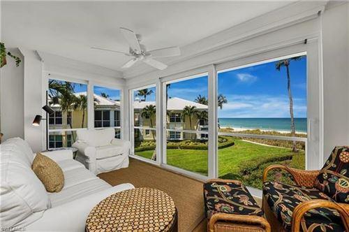 Photo of 2601 Gulf Shore BLVD N #14, NAPLES, FL 34103 (MLS # 221050574)