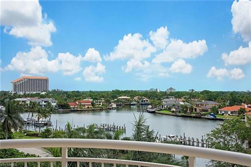 Photo of 4501 Gulf Shore BLVD N #605, NAPLES, FL 34103 (MLS # 220031575)