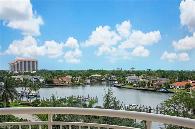 4501 Gulf Shore BLVD N #605, Naples, FL 34103 - #: 220031575