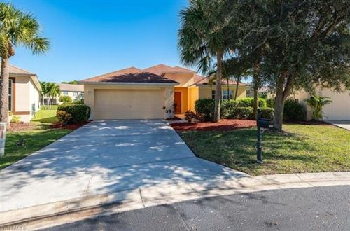 Photo of 9512 Lassen CT, FORT MYERS, FL 33919 (MLS # 220004580)
