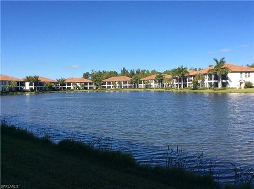 Photo of 15153 Palmer Lake CIR #103, NAPLES, FL 34109 (MLS # 221003582)