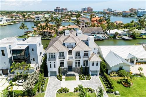Photo of 260 CHANNEL DR, NAPLES, FL 34108 (MLS # 221045589)