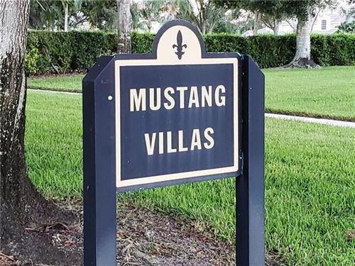 Photo of 8525 Mustang DR #47, NAPLES, FL 34113 (MLS # 220066594)